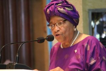 President Sirleaf to launch High Level Panel on Migration.