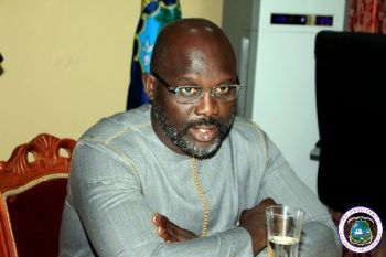 President Weah Accepts Resignation of Executive Governor of Central Bank of Liberia