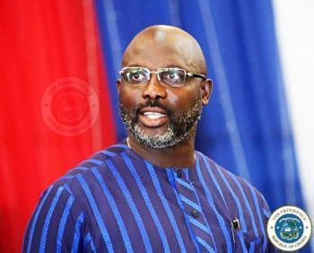 President Weah Accepts Tolbert Nyenswah's Resignation