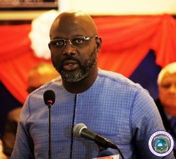 President Weah Mandates Impasse at Cuttington Be Resolved Immediately.