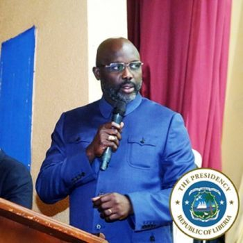 President Weah Submits Two Financing Agreements to Senate for Ratification