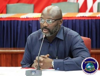 President Weah Withdraws Mr. Tyler's Nomination