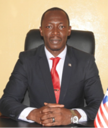 Mr. George T. Nimely<br />