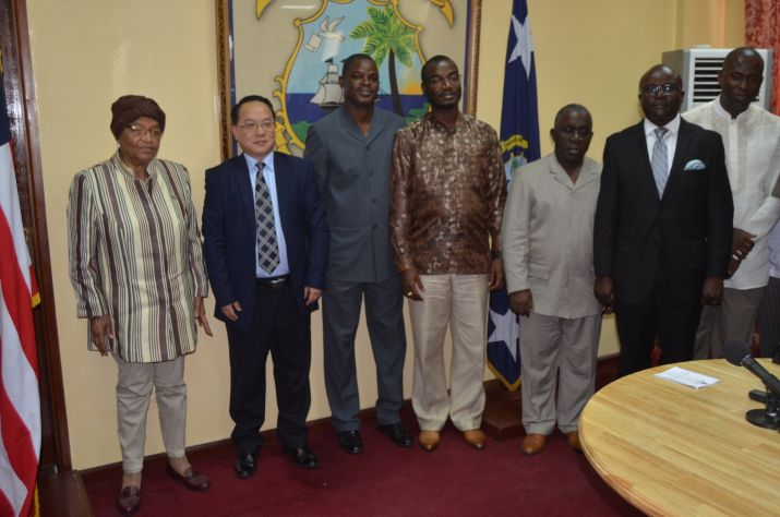 Government of Liberia, TIDFORE Investment Company Sign Agreement for the establishment of a Steel Plant in Liberia