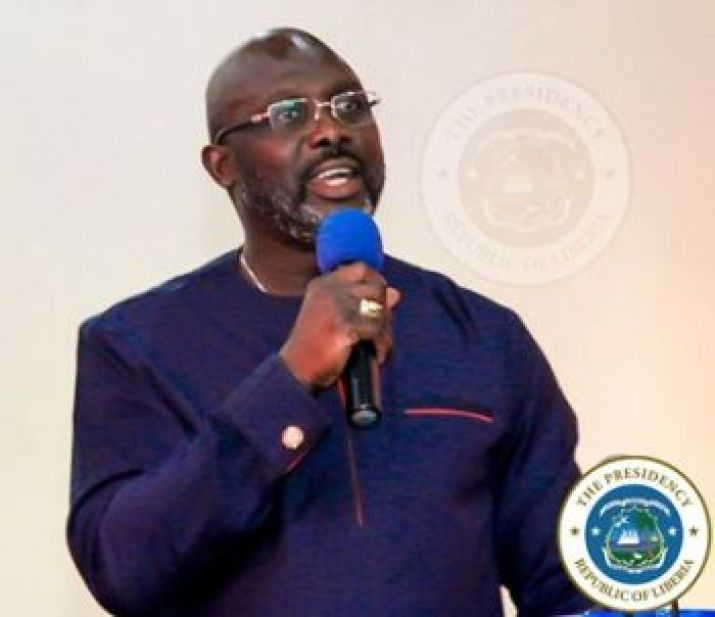 President Weah Reacts to PPCC Ex-Boss' End of Tenure