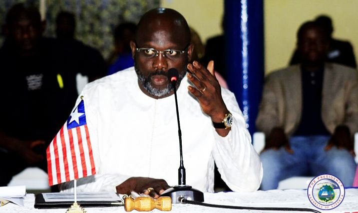 President Weah Calls for Proactive Cabinet; Stresses Need to Work in People's Interest