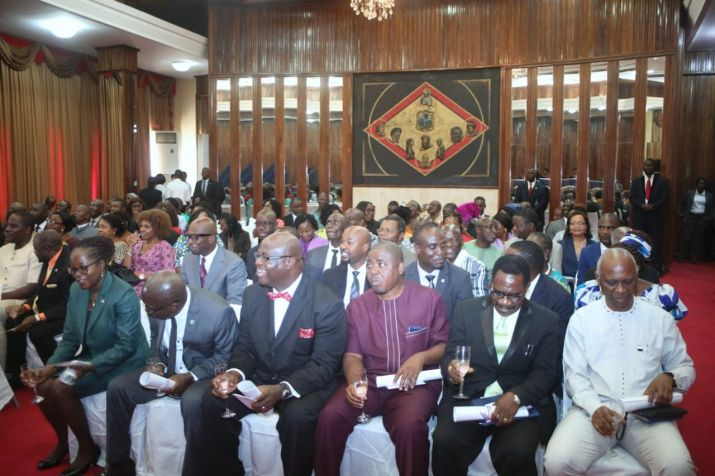 President Weah Commissions Several Senior Government Officials