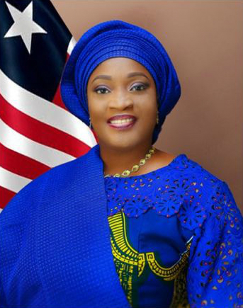 The Vice President of Liberia